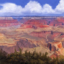 Dale Jackson - Grand Canyon View