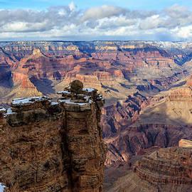 Chris Harman - Grand Canyon winter afternoon