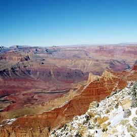 David Broome - Grand Canyon Winterscape