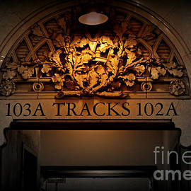 Miriam Danar - Grand Central Gate - Track 102