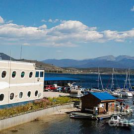 Robert Ford - Grand Elk Marina and Restaurant Lake Granby Colorado