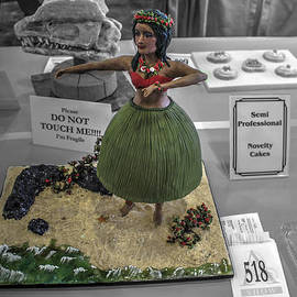 John Straton - Grand National Wedding Cake Competition 518