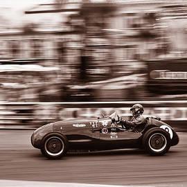 George Seymor - Grand Prix de Monaco 10