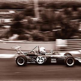 George Seymor - Grand Prix de Monaco 11
