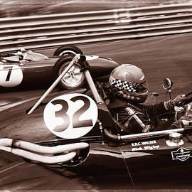 George Seymor - Grand Prix de Monaco 13