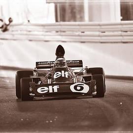George Seymor - Grand Prix de Monaco 18