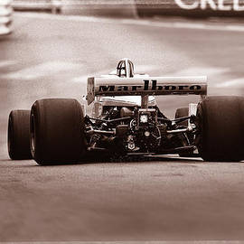 George Seymor - Grand Prix de Monaco 21