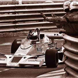 George Seymor - Grand Prix de Monaco 22