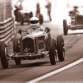 George Seymor - Grand Prix de Monaco 7