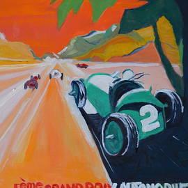 Julie Todd-Cundiff - Grand Prix
