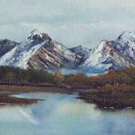 William McCutcheon - Grand Teton September