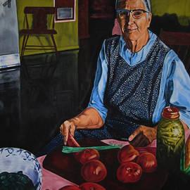 Joseph Juvenal - Grandma
