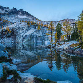 Mike Reid - Granite and Fall Larches