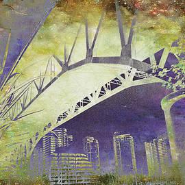 Kathy Bassett - Granville Street Bridge - Inside Out