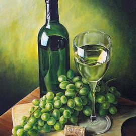 Kim Lockman - Grapes and Wine