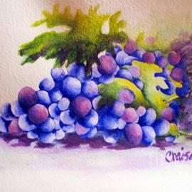 Chrisann Ellis - Grapes