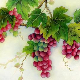 Hailey E Herrera - Grapes
