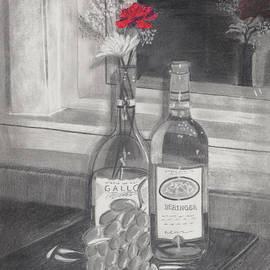 Susan Schmitz - Grapes n Flowers