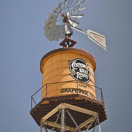 Allen Sheffield - Grapevine Texas Watertower