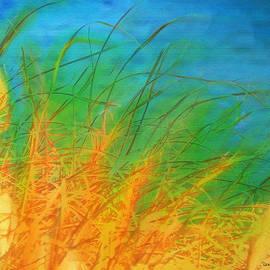 Lenore Senior - Grass Along the River