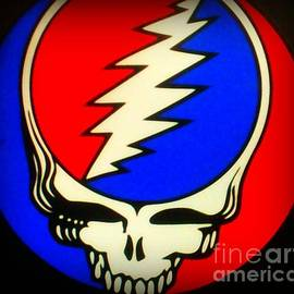 Kelly Awad - Grateful Dead Decal