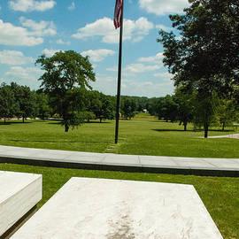 Robert Ford - Grave site of President Herbert Hoover in West Branch Iowa