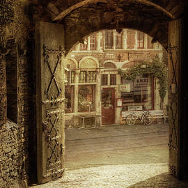 Joan Carroll - Gravensteen Doorway