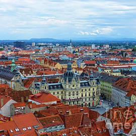 Mariola Bitner - Graz Old Town