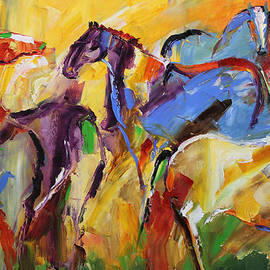 Laurie Pace - Grazing