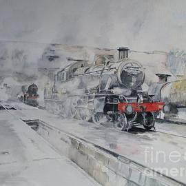 Martin Howard - Great Central Steam