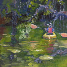 Susan Richardson - Great Day For a Paddle