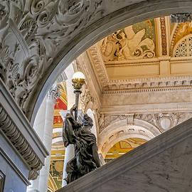 Susan Candelario - Great Hall Library Of Congress