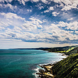 Carlos Cano - Great Ocean Road Scenic View