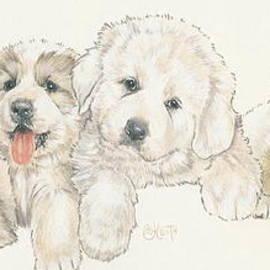 Barbara Keith - Great Pyrenees Puppies