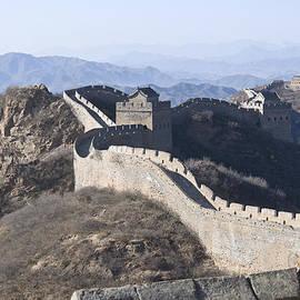 Ryan Mallen - Great Wall of China