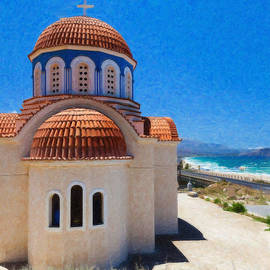 Dean Wittle - Greece Orthodox Church Grk1650