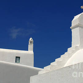 Bob Christopher - Greek Architecture  Mykonos 4