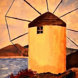 Dimitra Papageorgiou - Greek Landscape