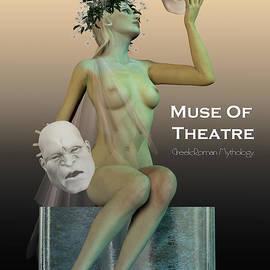 Joaquin Abella - Greek Muse Thalia of Theatre