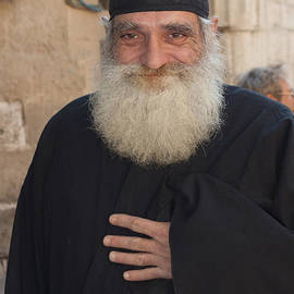 Mel Noodelman - Greek Orthodox Priest Jerusalem