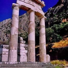 John Malone - Greek Temple