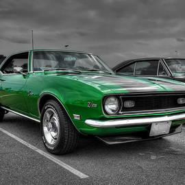 Lance Vaughn - Green 1968 Camaro Z28