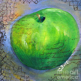 Claire Bull - Green Apple