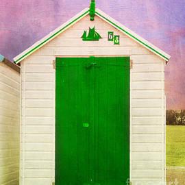 Terri  Waters - Green Beach Hut