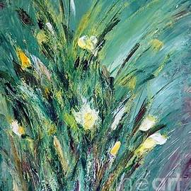Teresa Wegrzyn - Green Bouquet