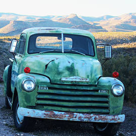 Valerie Loop - Green Chevy Truck