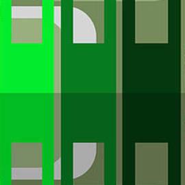 Tina M Wenger - Green Exterior