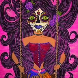 Tisha McGee - Green Eye Maria DOD