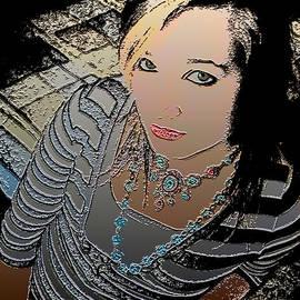 Elaine Berger - Green eyes