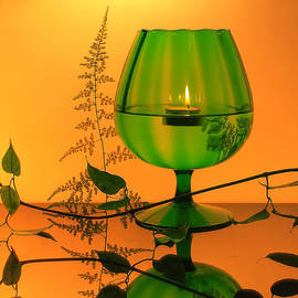 Andrei SKY - Green glass IX